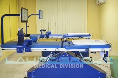 l-posture system laurogroup - fisioterapia robotizzata - potenziamento muscolare